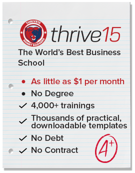 Thrive15.com - The World's Best Business School