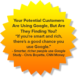 Your Potential Customers Are Using Google, But Are They Finding You?