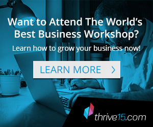 Sign Up for a Thrive Conference