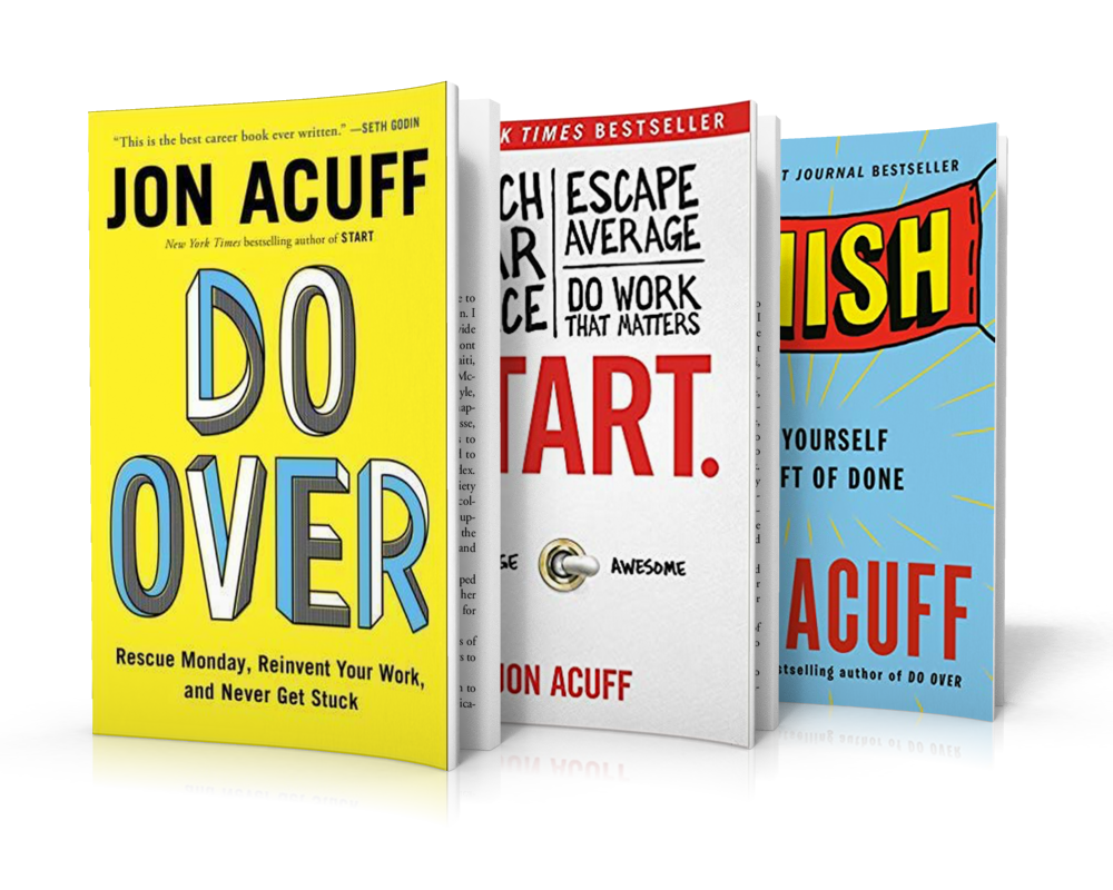 Best Podcasts for Entrepreneurs | Best-Selling Author Jon Acuff on the Thrivetime Show Podcast