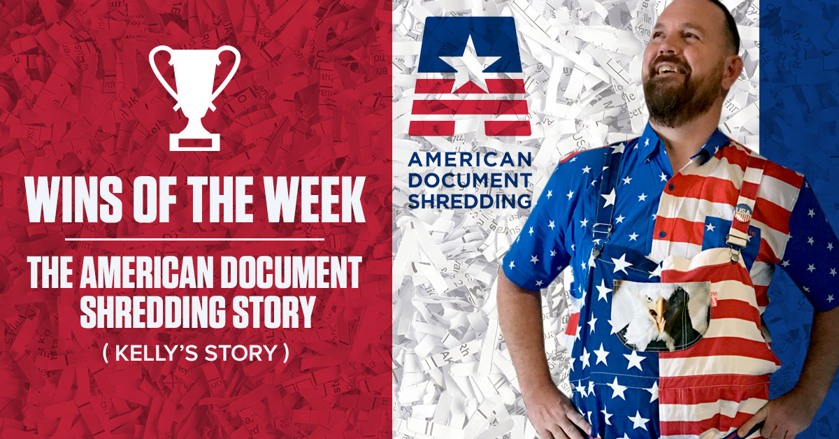 American Document Shredding Facebook Post Wins Of The Week