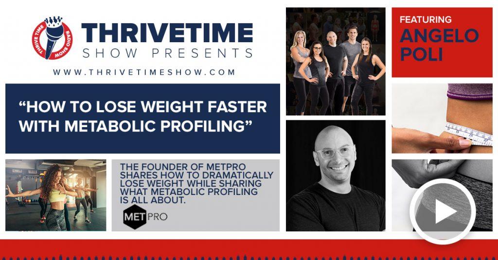 Angelo Poli Thrivetime Show Slides