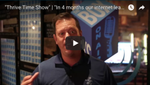 In 4 months our internet leads have grown by 13x