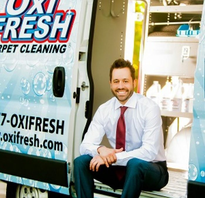 Jonathan Barnett Shares The Oxi Fresh Story (How to Nail It Then Scale It)