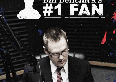Bill Belichick's #1 Fan Clay Clark 12