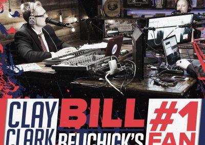 Bill Belichick's #1 Fan Clay Clark 15
