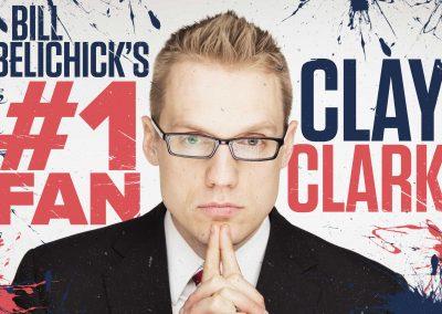 Bill Belichick's #1 Fan Clay Clark 2