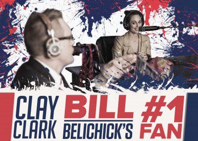 Bill Belichick's #1 Fan Clay Clark 27