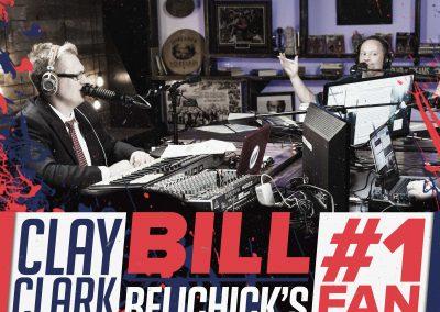 Bill Belichick's #1 Fan Clay Clark 28