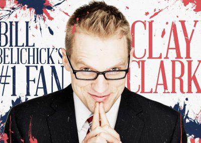 Bill Belichick's #1 Fan Clay Clark 3