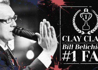 Bill Belichick's #1 Fan Clay Clark 6