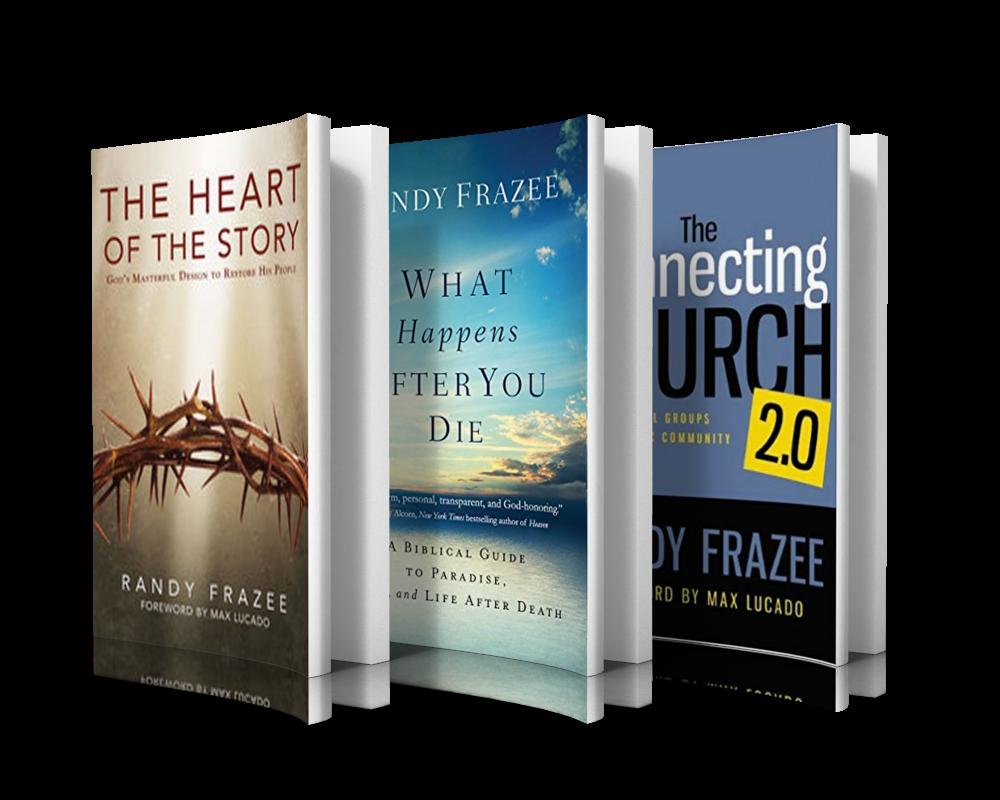 Best Podcasts for Entrepreneurs | Megachurch Pastor Randy Frazee on the Thrivetime Show Podcast