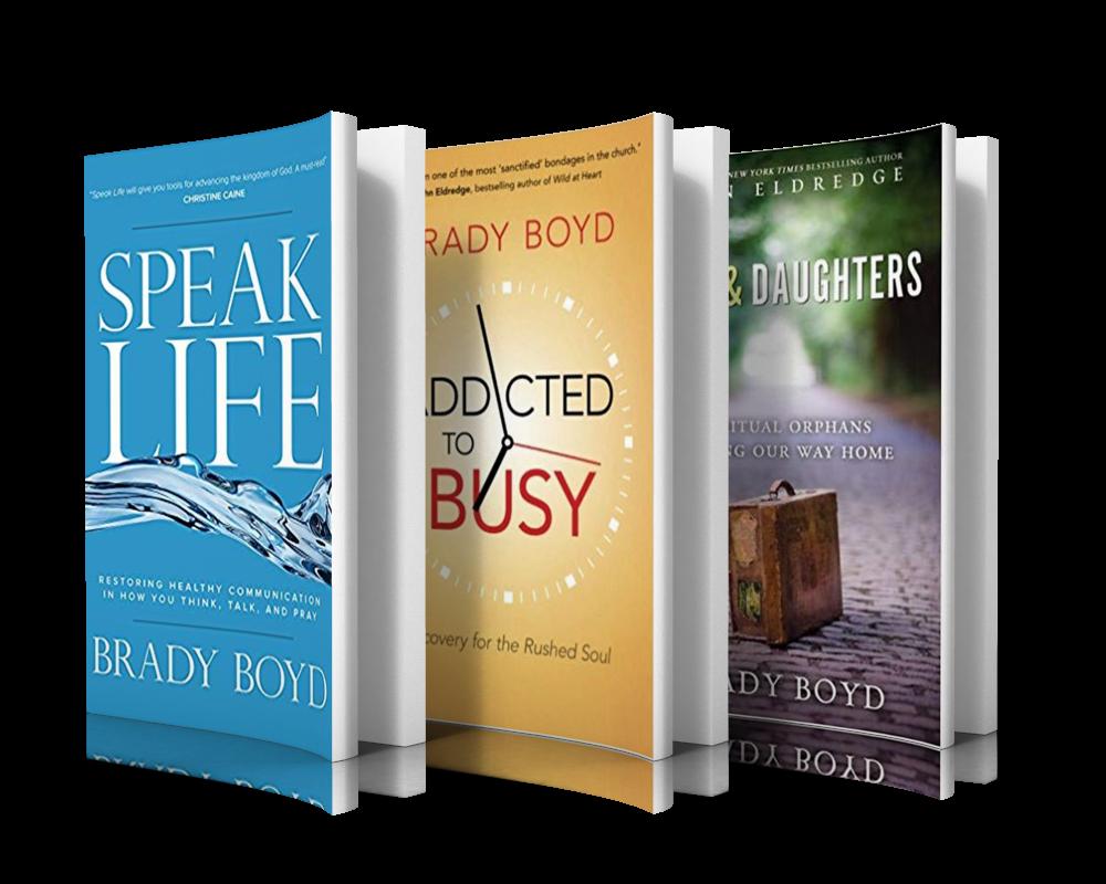 Best Podcasts for Entrepreneurs | Senior Pastor of New Life Church Brady Boyd on the Thrivetime Show Podcast