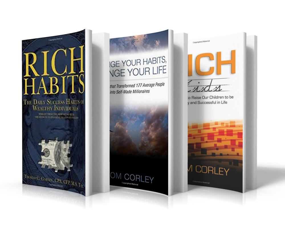 Best Podcasts for Entrepreneurs   Best-Selling Author Tom Corley on the Thrivetime Show Podcast