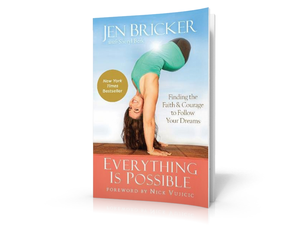 Best Podcasts for Entrepreneurs | Legless Gymnast Jen Bricker on the Thrivetime Show Podcast
