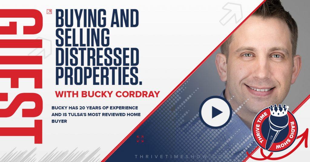 Bucky Cordray Thrivetime Show