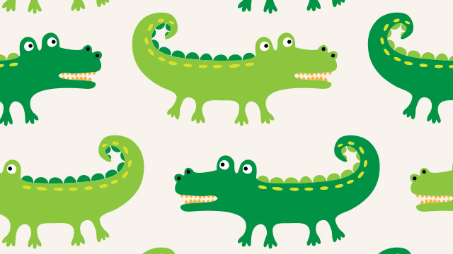 The Art Of The Thank You: Send Five Foot Blow Up Alligators