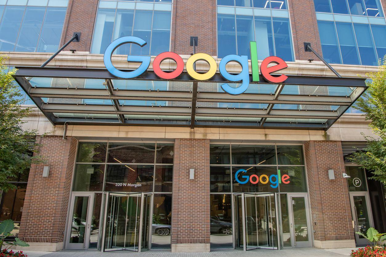 The Google Domination Equation