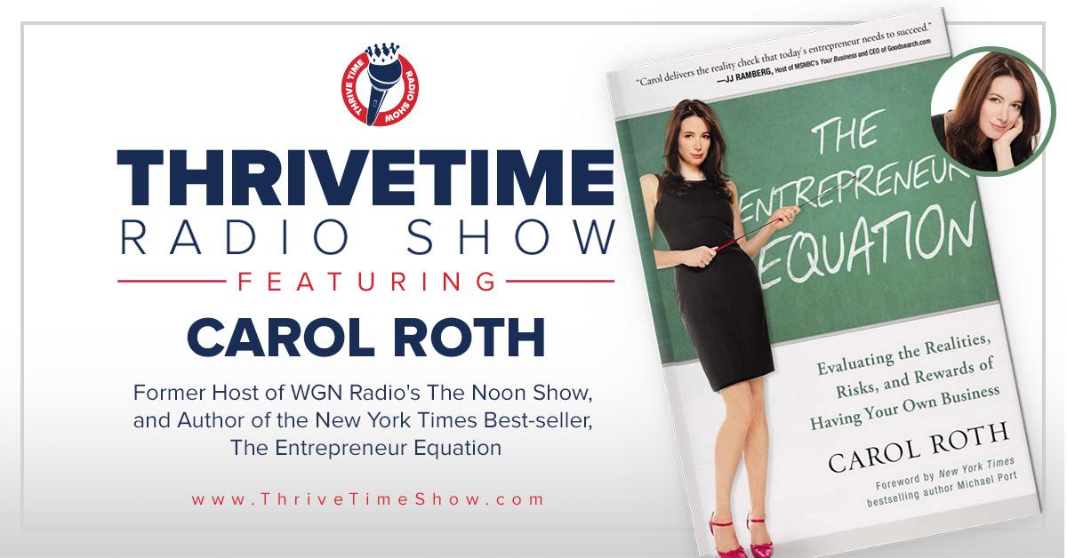 Carol Roth Thrivetime Show Slides