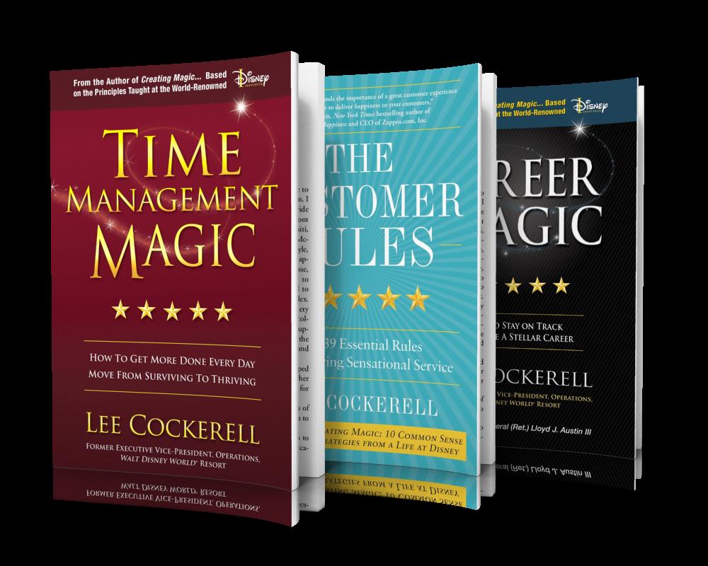 Best Podcasts for Entrepreneurs | Former EVP of Operations for Walt Disney World Resort® Lee Cockerell on the Thrivetime Show Podcast