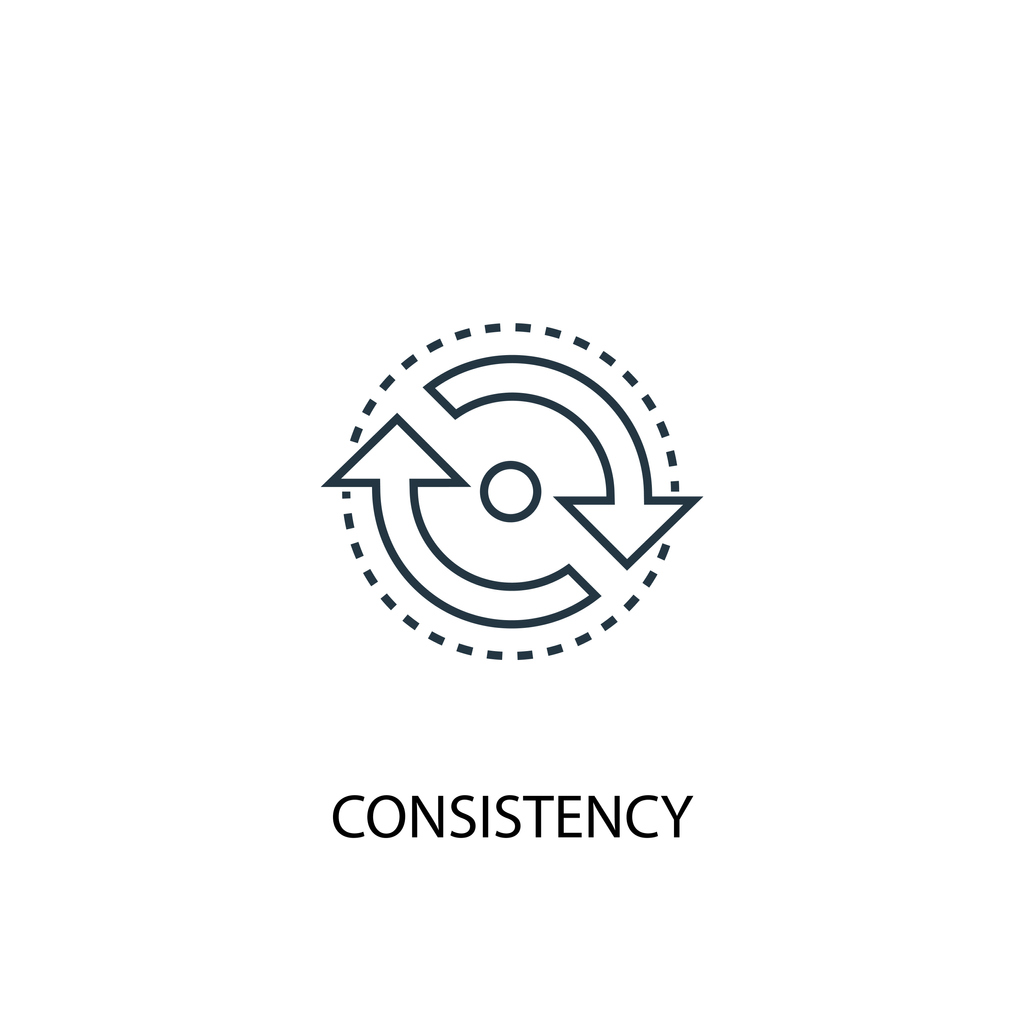 Consistency is King class=