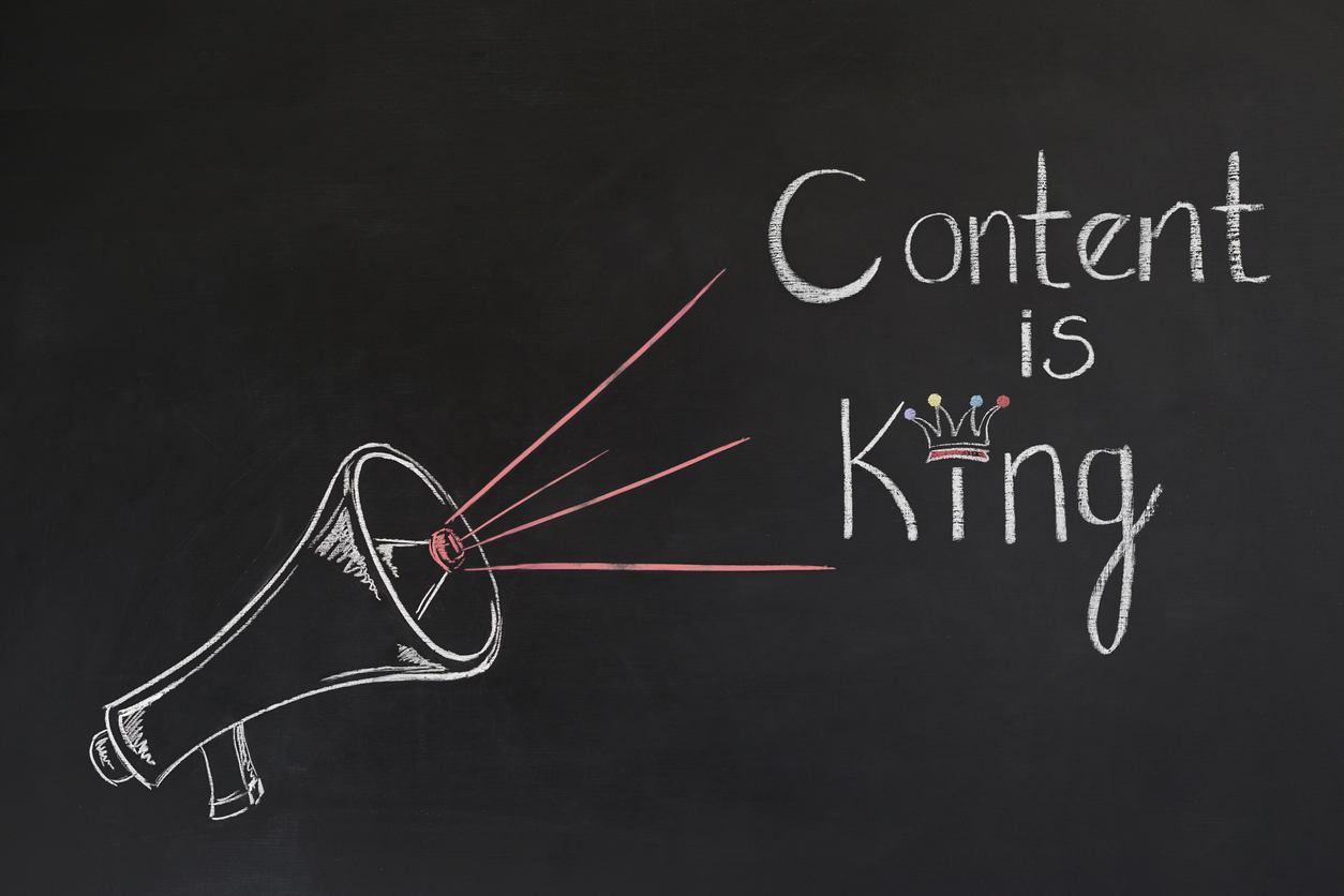 Does Website Content Really Matter?