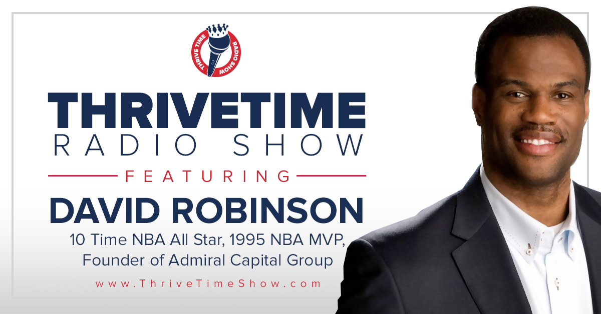 David Robinson Version 1 ThriveTimeShow