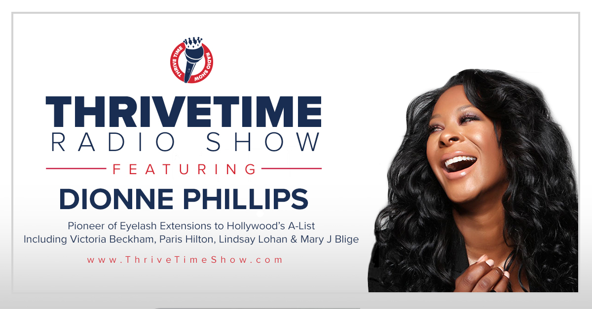 Dionne Phillips Version 1 ThriveTimeShow