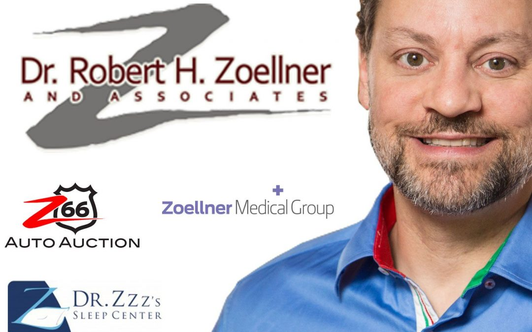 A DEEP DIVE into the Mind of Dr. Zoellner with Business Coach Claire Yinger