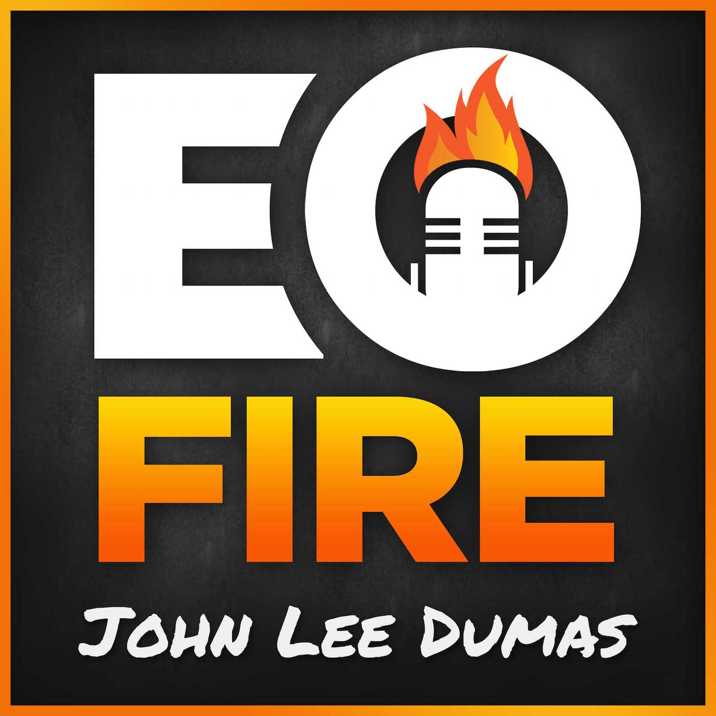 Best Podcasts for Entrepreneurs | John Lee Dumas of EOFire.com on the Thrivetime Show Podcast