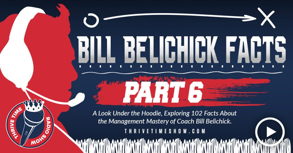 Facebook Bill Belichick Facts Part 6 Thrivetime Show