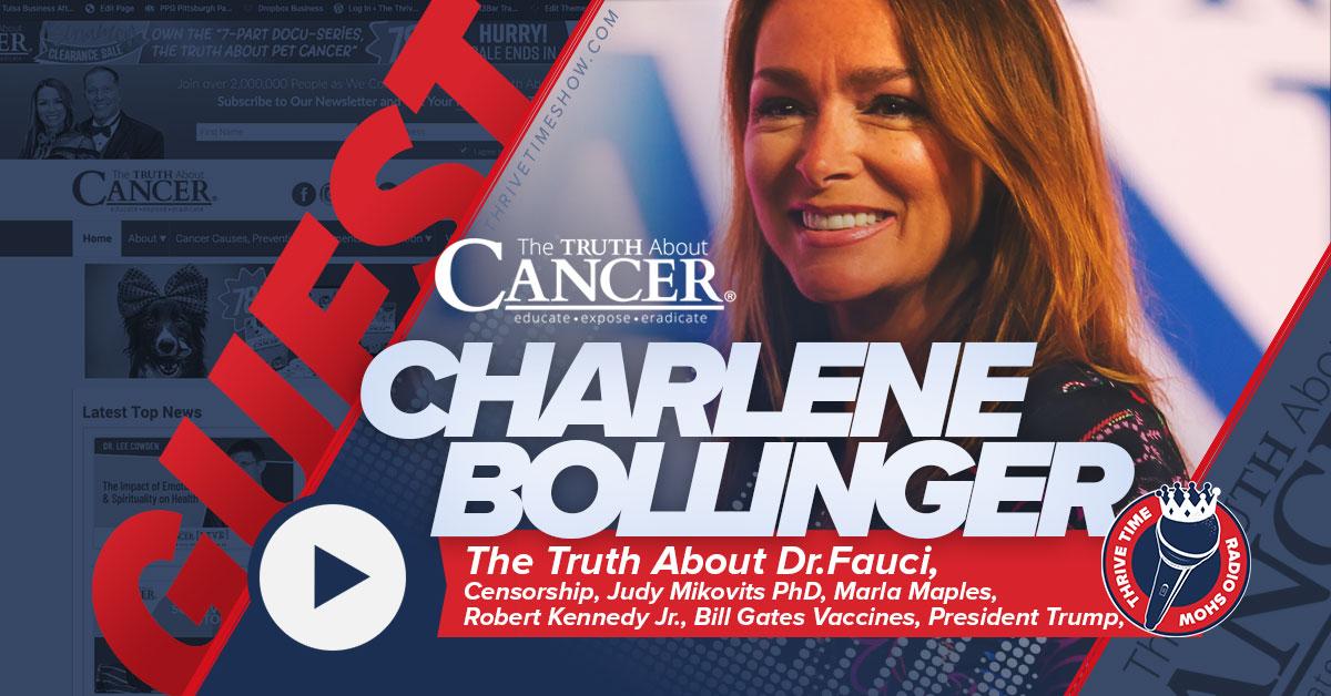 Facebook Charlene Bollinger Thrivetime Show