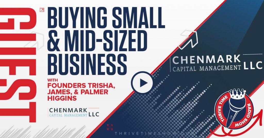 Chenmark Capital Thrivetime Show