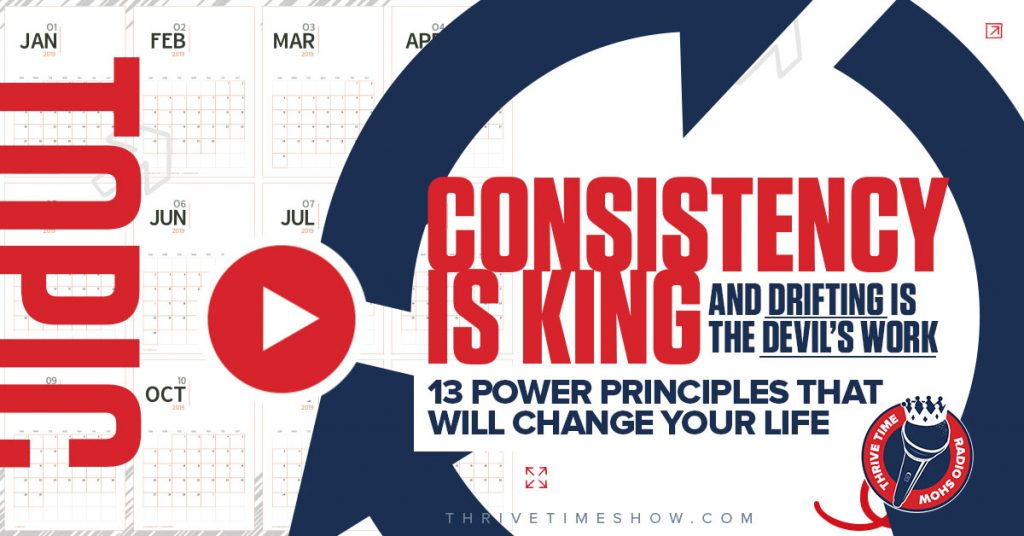 Facebook Consistency Is King Thrivetime Show Slides