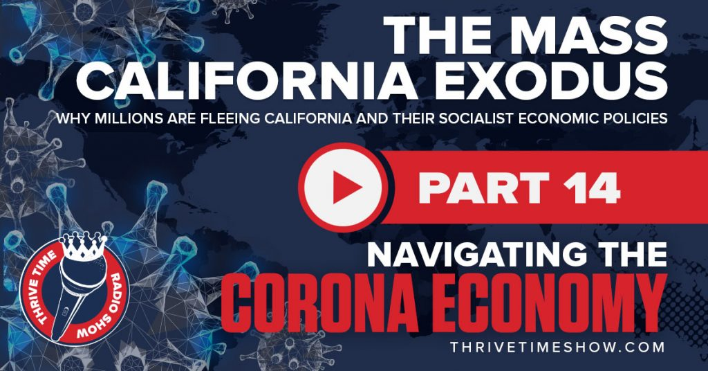 Facebook Corona Economy Part 14 Thrivetime Show