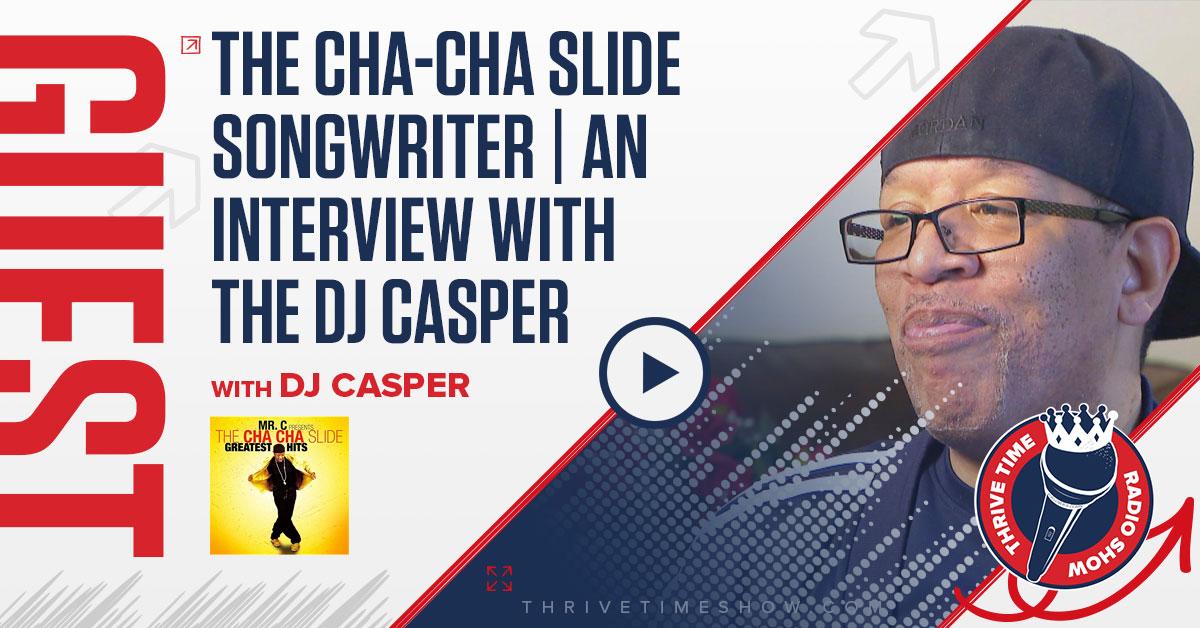 Facebook DJ Casper Thrivetime Show