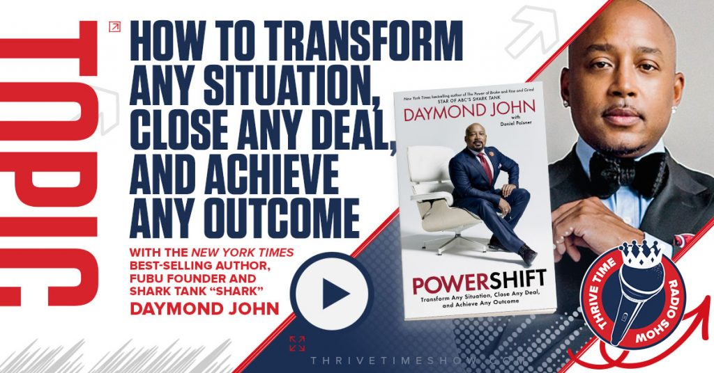 Facebook DaymondJohn ThrivetimeSHow