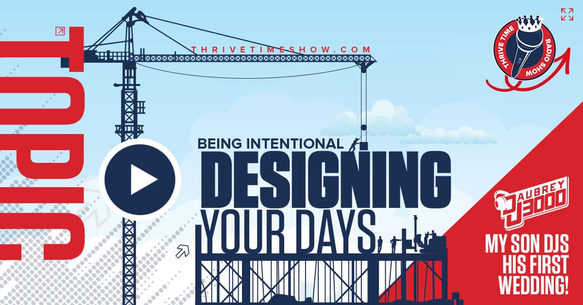 Facebook DesignYourDays Thrivetime Show