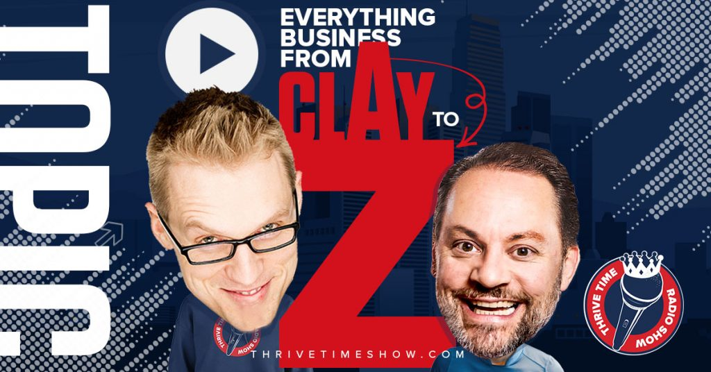 Facebook Everything Business From Clay To Z Thrivetime Show
