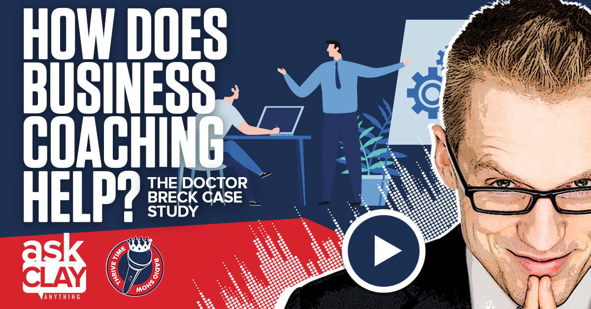 Facebook How Does Business Coaching Help Thrivetime Show