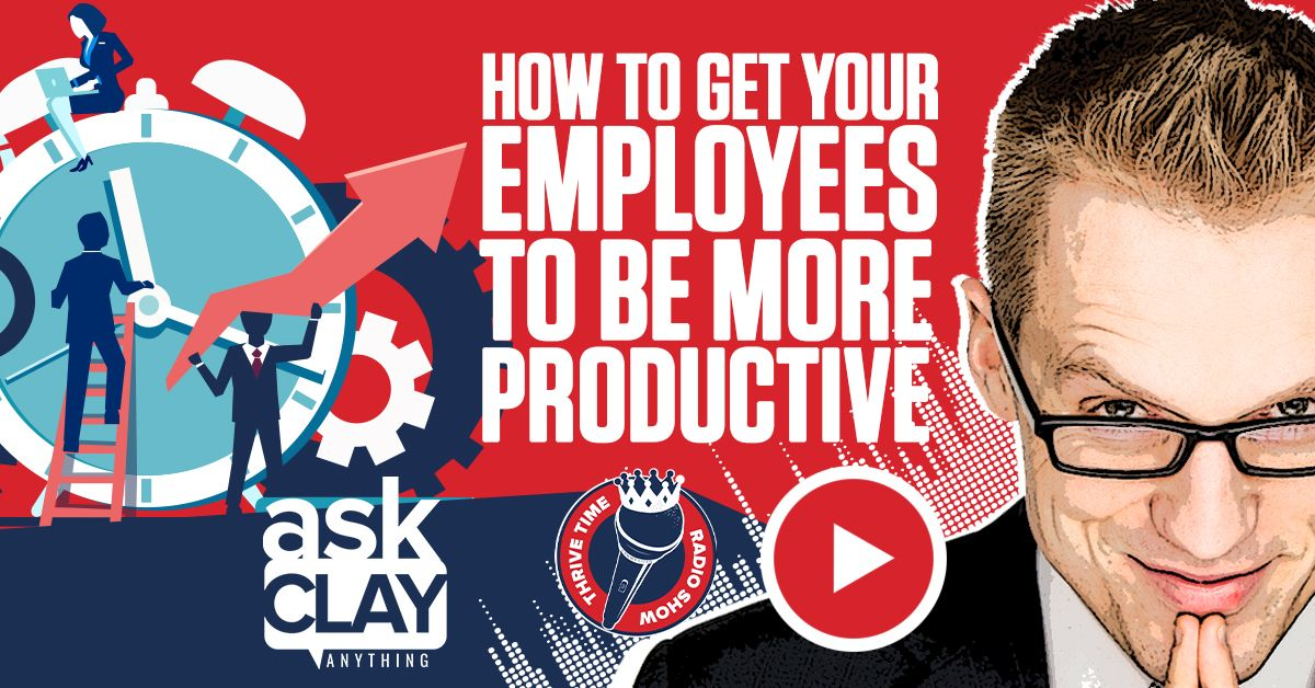 Facebook How To Get Your Employees To Be More Productive Thrivetime Show Compressor