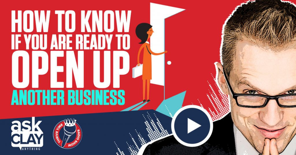 Facebook How To Know If You Are Ready To Open Up Another Business Thrivetime Show