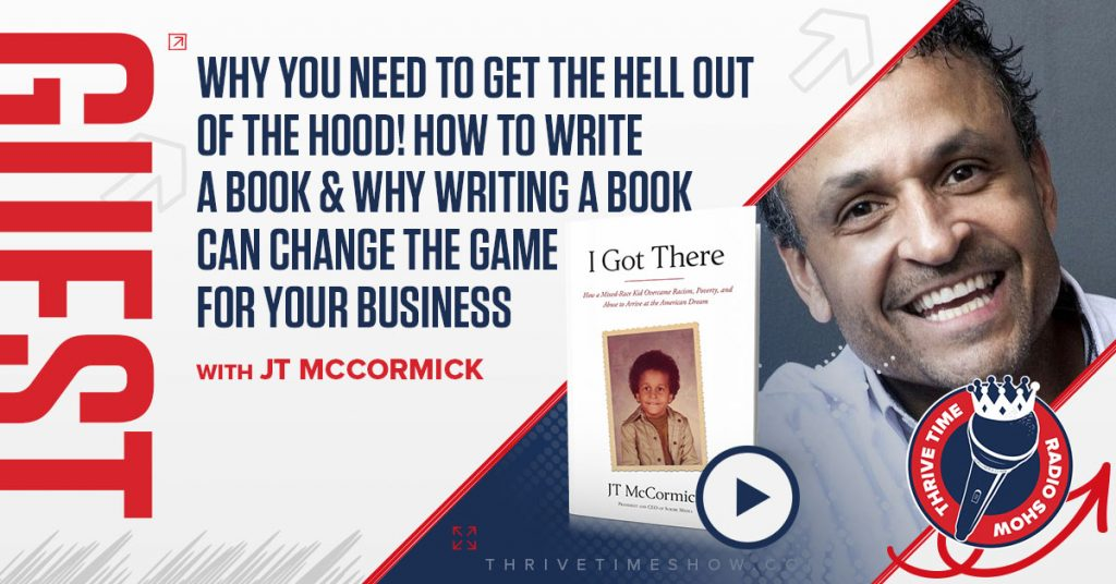 Facebook JT McCormick Thrivetime Show