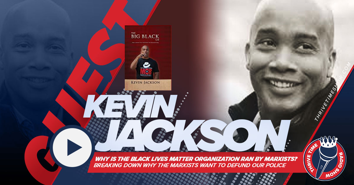 Facebook Kevin Jackson Thrivetime Show Recovered