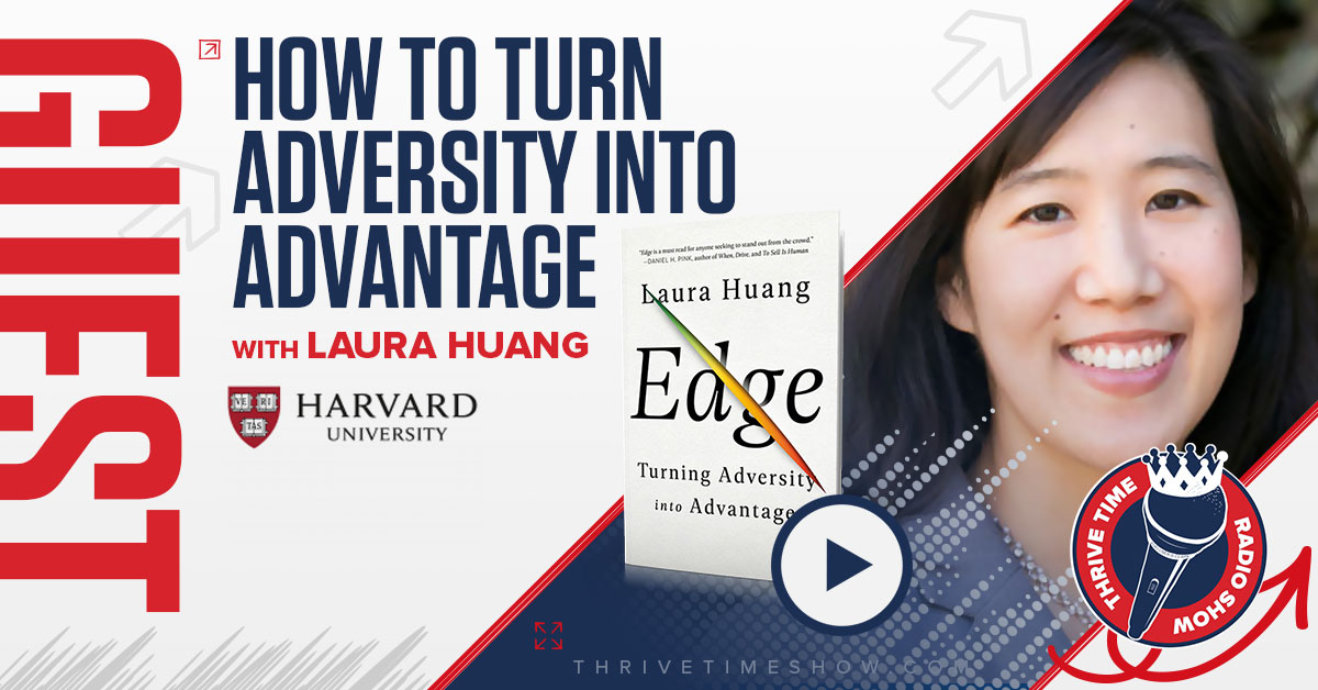 Facebook Laura Huang Thrivetime Show