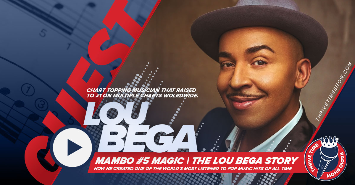 Facebook Lou Bega Thrivetime Show Recovered