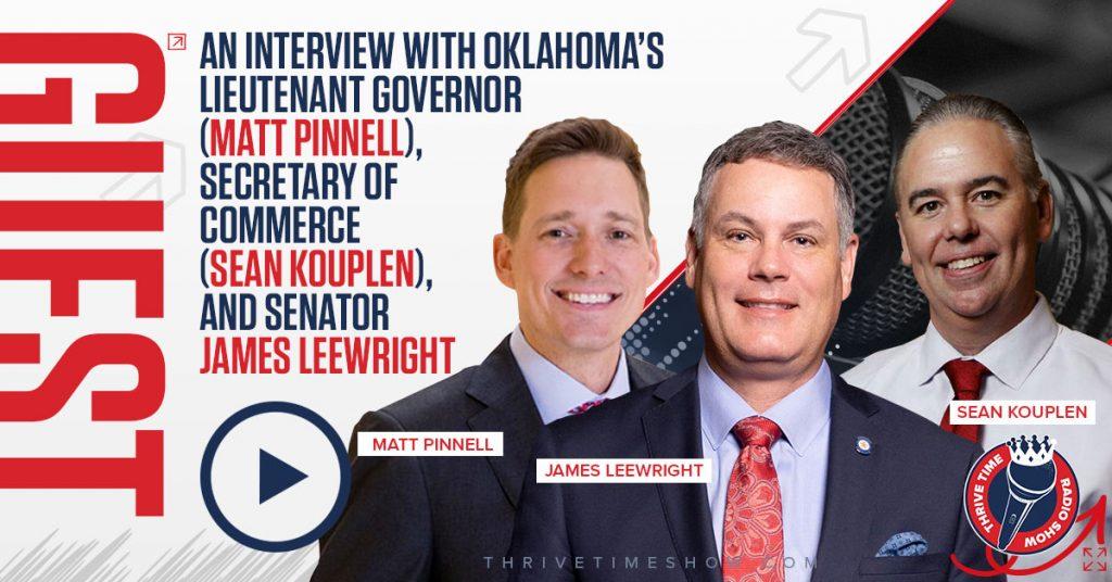 Facebook Oklahoma Politicians Thrivetime Show