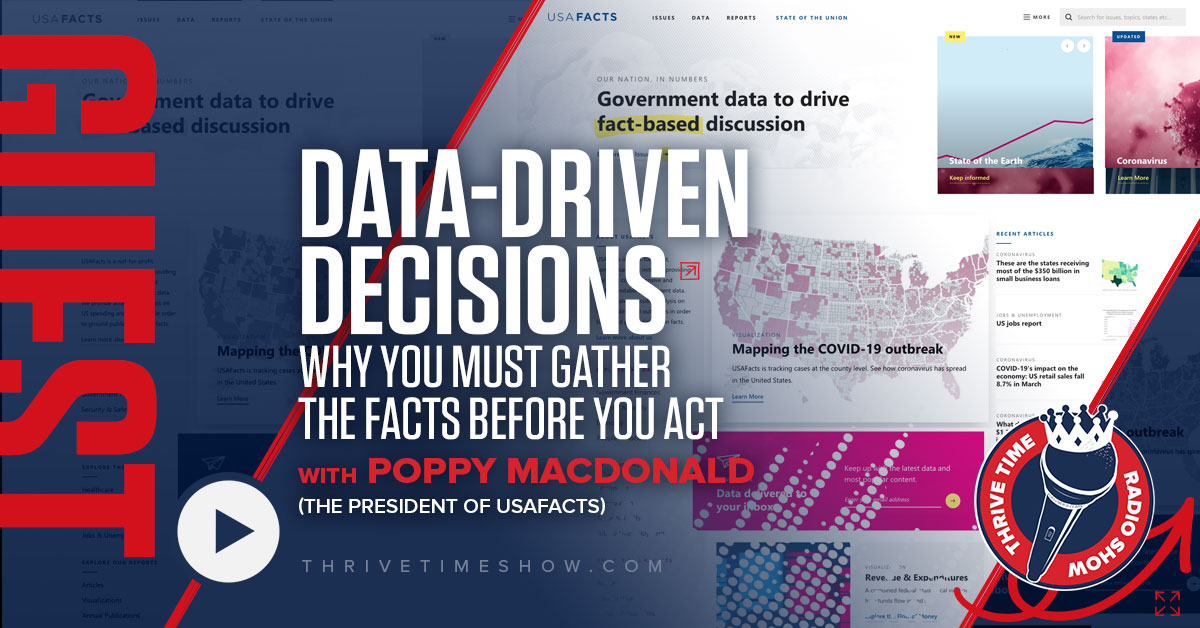 Facebook Poppy MacDonald Thrivetime Show