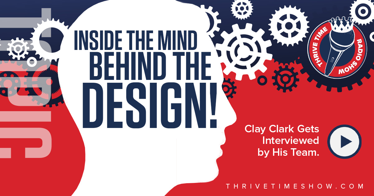 Facebook Post Inside The Mind Behind The Design Thrivetime Show