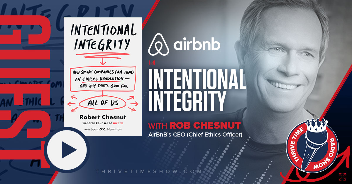 Rob Chesnut Thrivetime Show